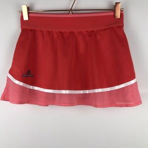 Adidas Stella McCartney Pink Tennis Skirt Small